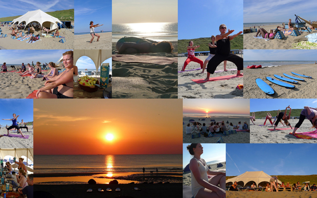 ZIN!-dag yoga & surf (aug'12, juli'13)
